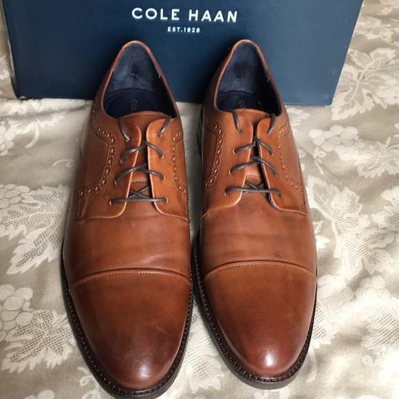 Cole Haan Buckland Cap Toe Oxford